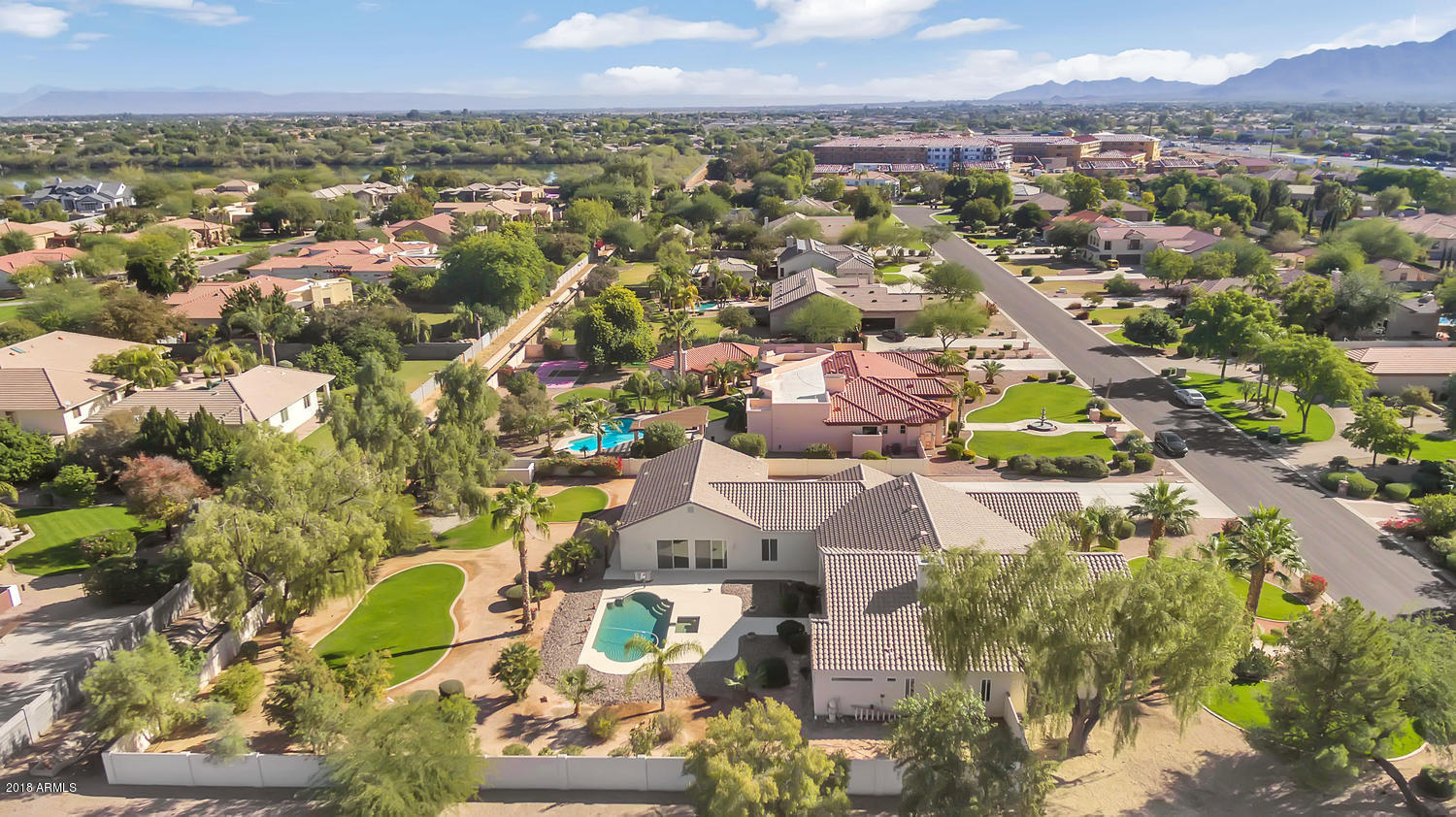 MLS 5850766 2652 E SCORPIO Place, Chandler, AZ Mountain Views