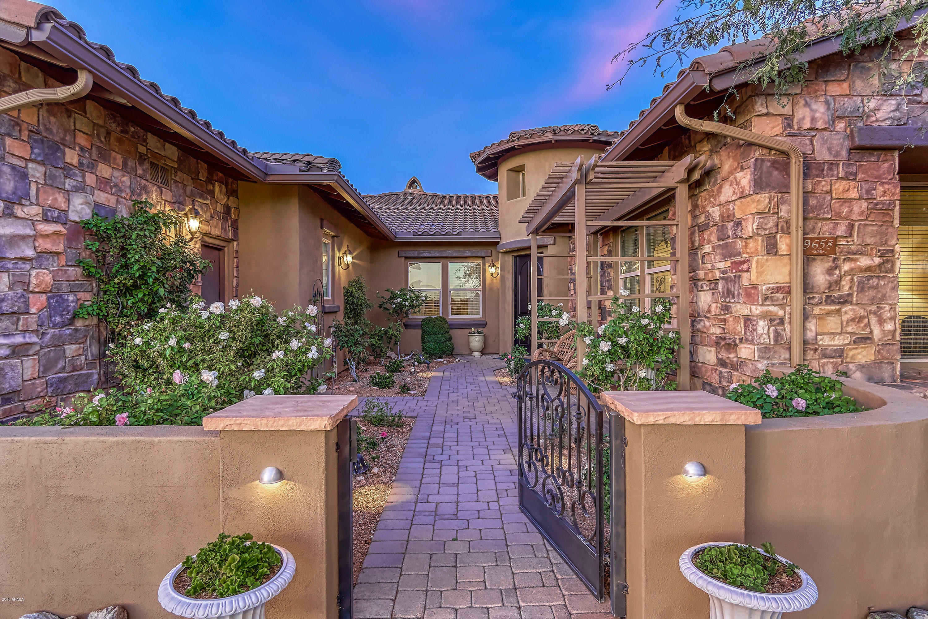 Photo of 9658 E ALLISON Way, Scottsdale, AZ 85262