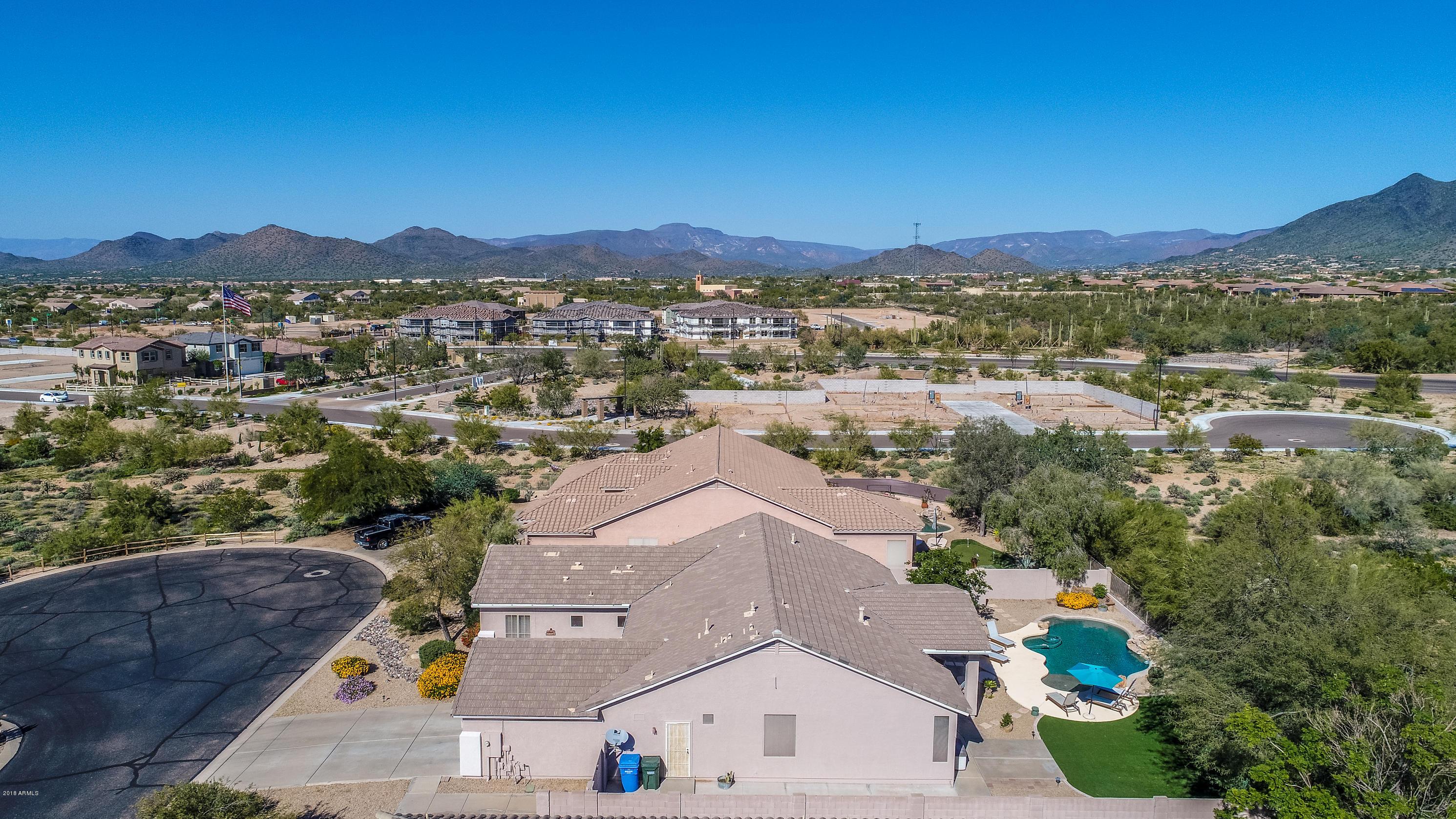 MLS 5850021 32437 N 51ST Street, Cave Creek, AZ 85331 Cave Creek AZ Dove Valley Ranch