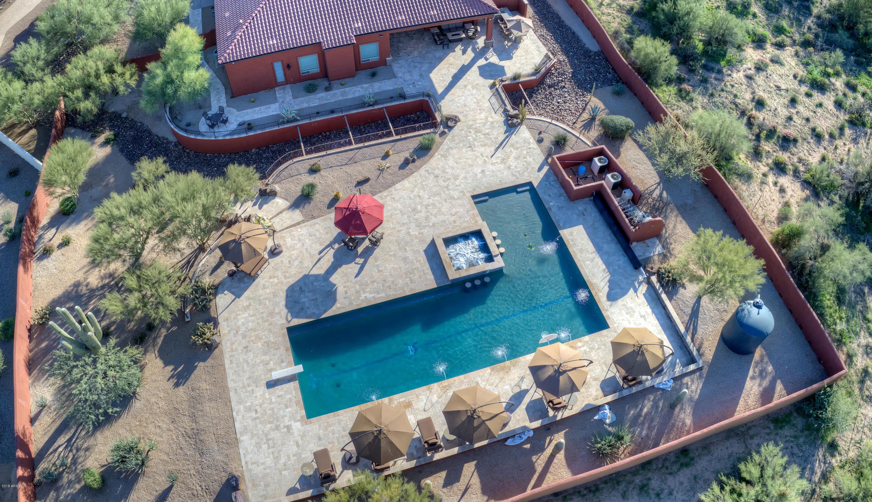 MLS 5849136 13806 E OLD PAINT Trail, Scottsdale, AZ 85262 Scottsdale AZ Metes And Bounds