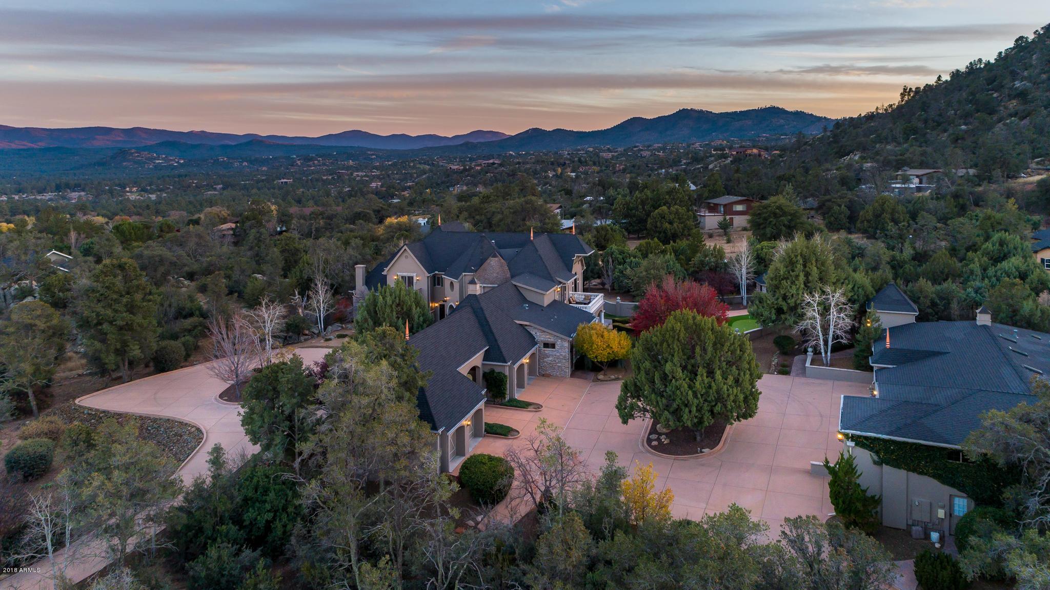 MLS 5849077 2031 W THUMB BUTTE Road, Prescott, AZ Prescott AZ Equestrian
