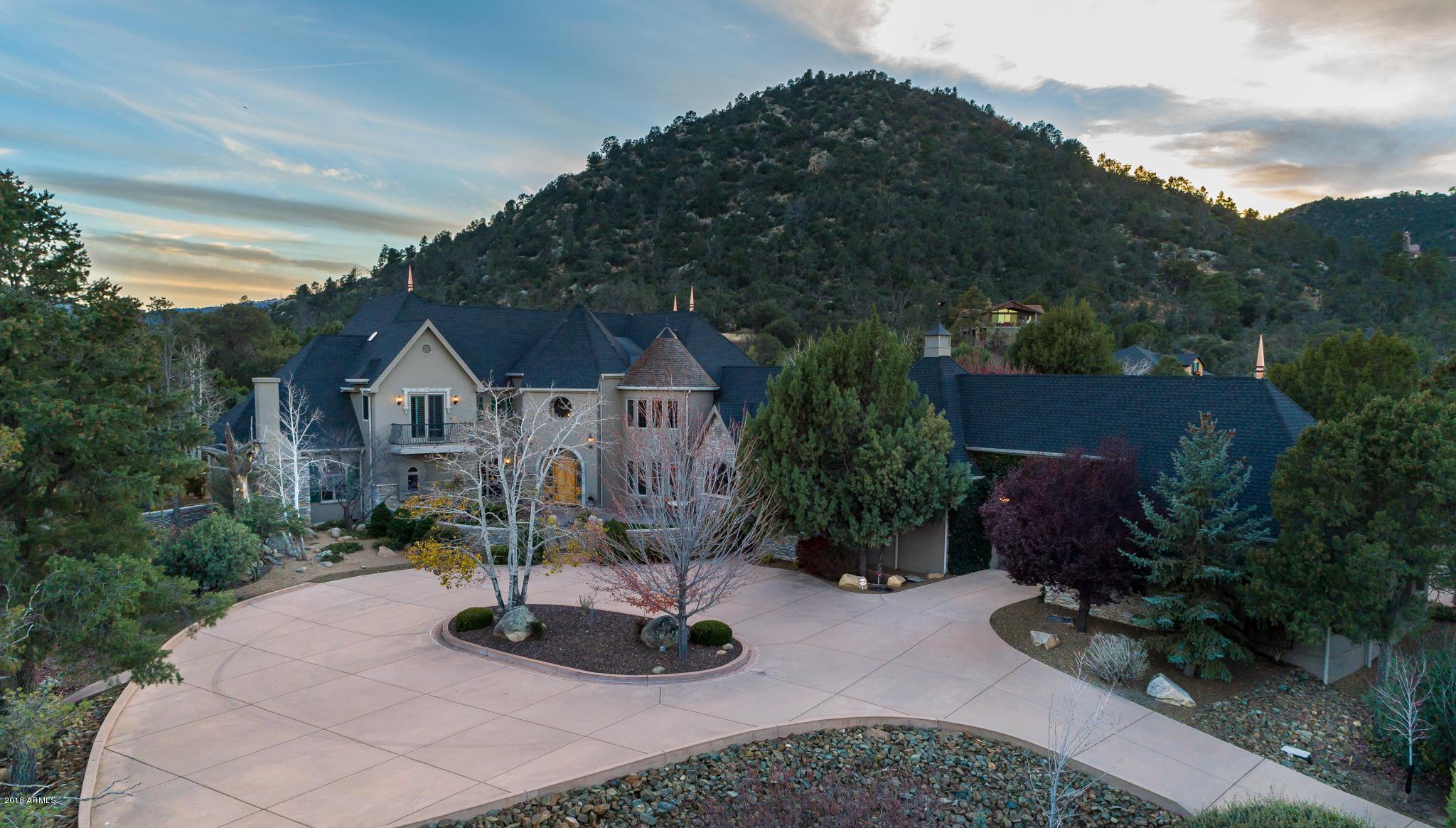 MLS 5849077 2031 W THUMB BUTTE Road, Prescott, AZ Prescott Horse Property for Sale