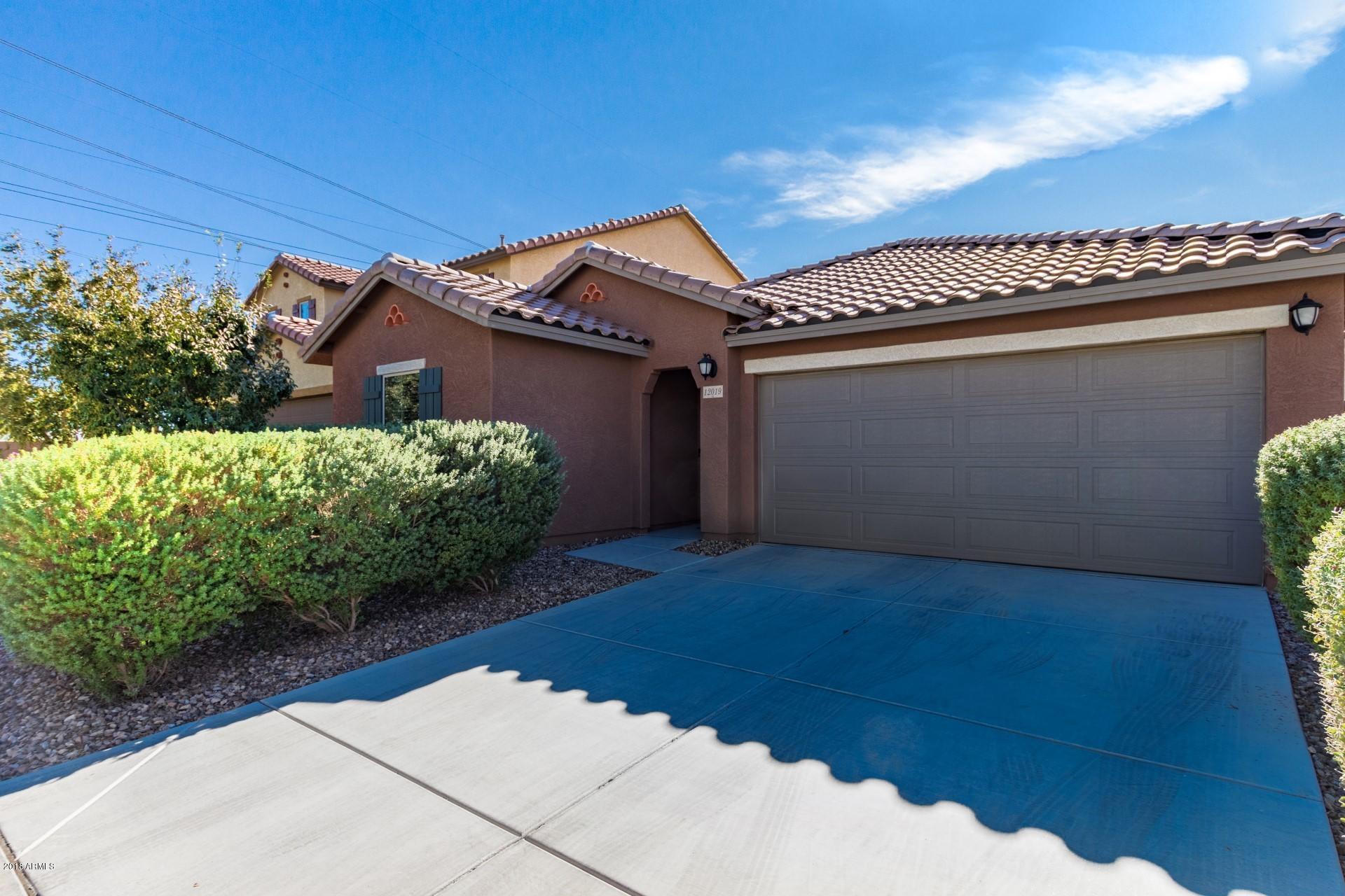Photo of 12019 W RANGE MULE Drive, Peoria, AZ 85383