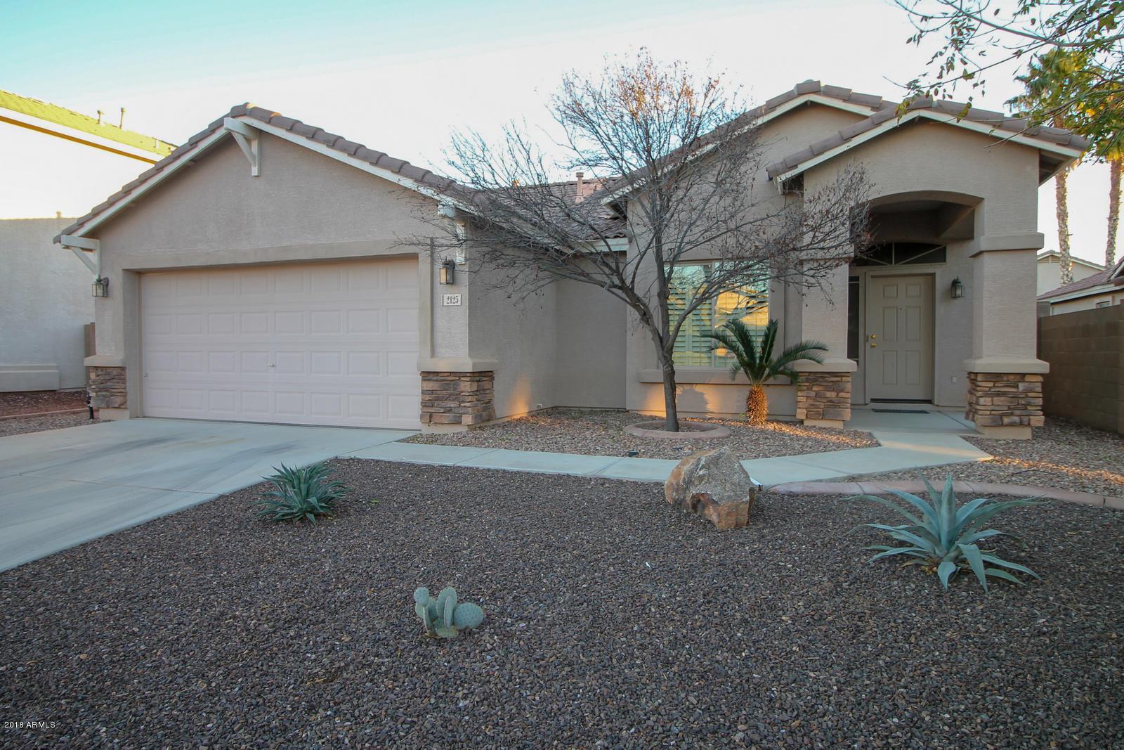 Photo of 2125 W GOLDMINE MOUNTAIN Drive, Queen Creek, AZ 85142