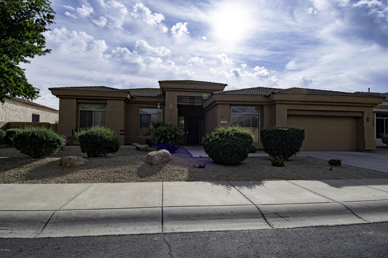 Photo of 7453 E WING SHADOW Road, Scottsdale, AZ 85255