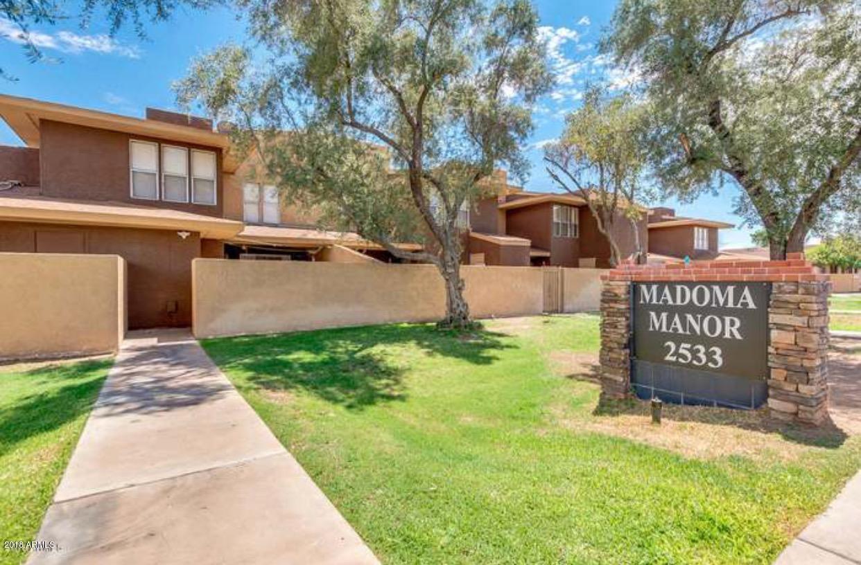 Photo of 2533 W HAZELWOOD Street #18, Phoenix, AZ 85017