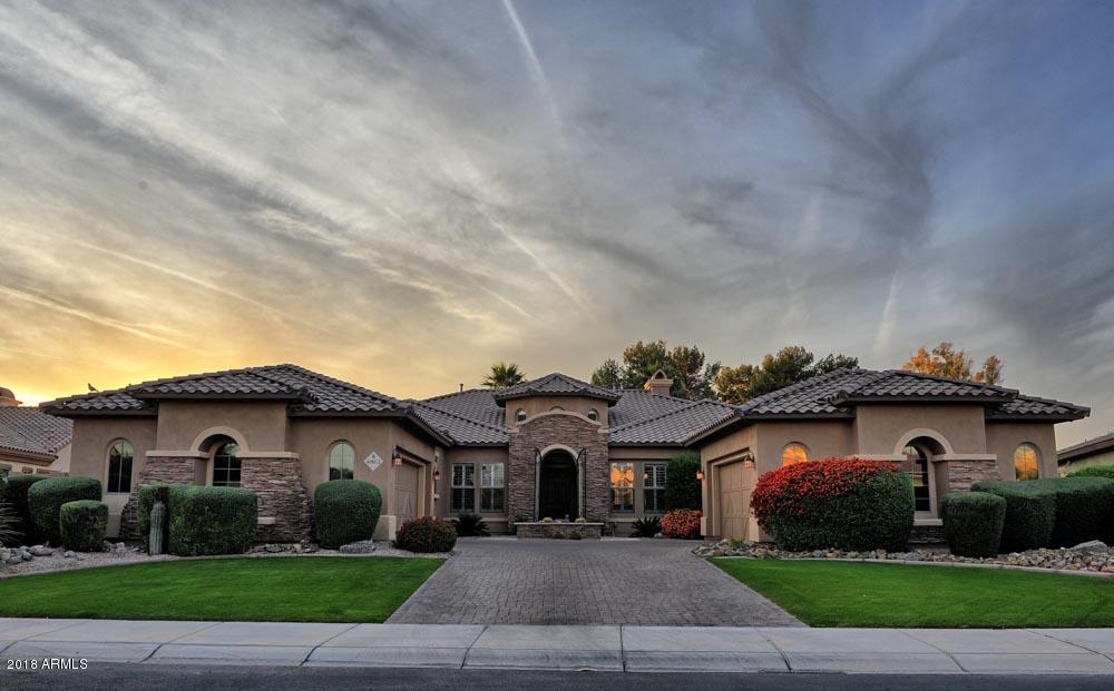 Photo of 4862 N BARRANCO Drive, Litchfield Park, AZ 85340