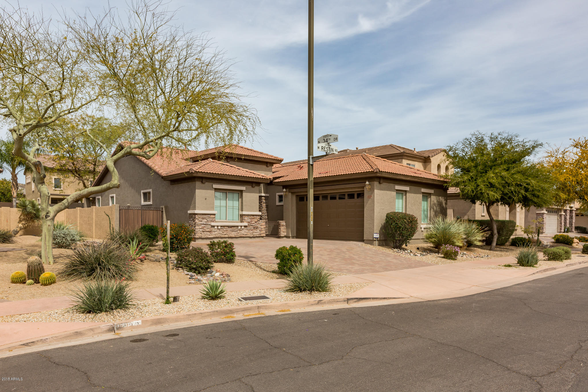 3418 W RESTIN Road, Anthem, Arizona