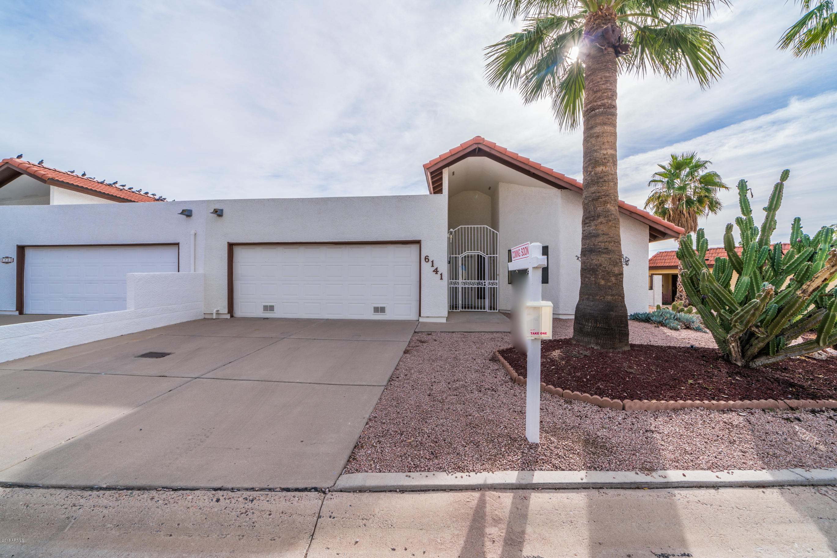Photo of 6141 E MINTON Place, Mesa, AZ 85215