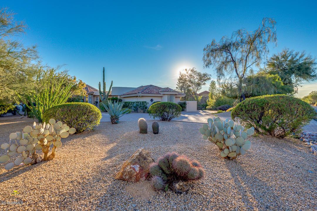 MLS 5850069 8285 E VIA DEL SOL Drive, Scottsdale, AZ 85255 Scottsdale AZ Pinnacle Peak Country Club