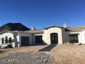 6208 E Bret Hills Drive Paradise Valley, AZ 85253