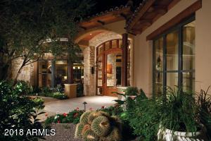 Front Door Courtyard