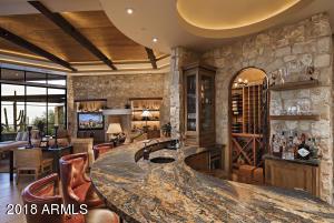 Wine Room ~ Wet Bar