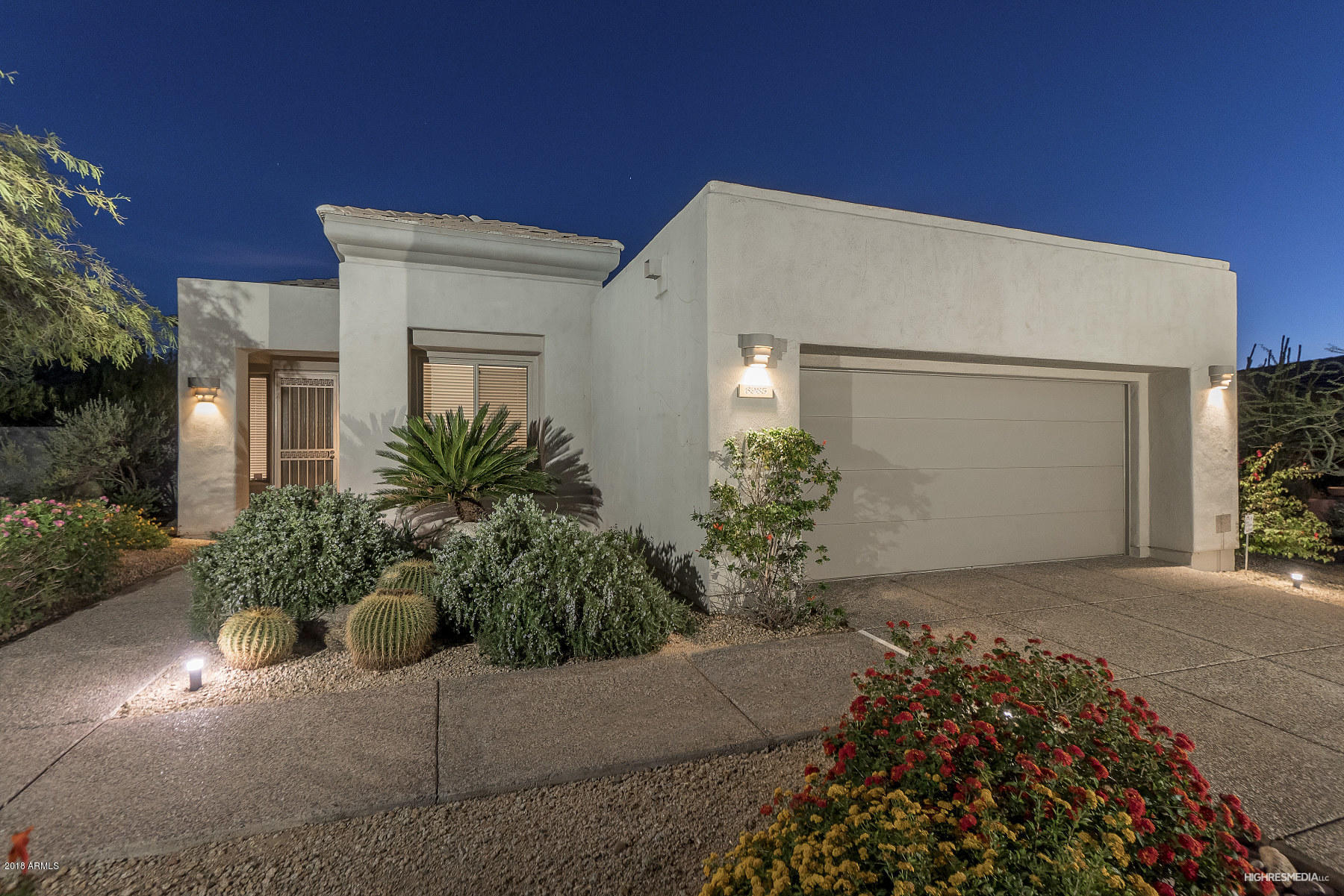 Photo of 6985 E PURPLE SHADE Circle, Scottsdale, AZ 85266