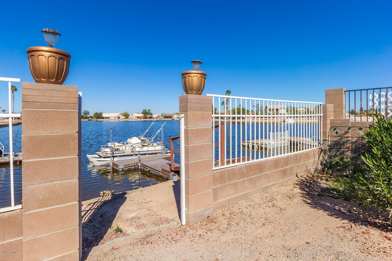 MLS 5851175 10068 W SAN LAZARO Drive, Arizona City, AZ Arizona City AZ Waterfront