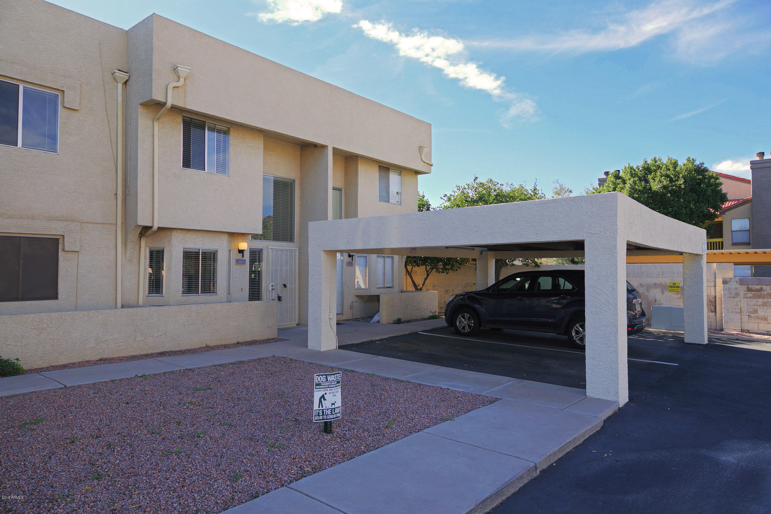 220 N 22nd Place Unit 1025 Mesa, AZ 85213 - MLS #: 5851279