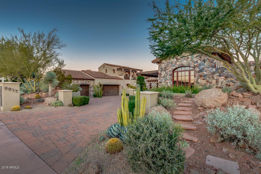 Photo of 9917 N CANYON VIEW Lane, Fountain Hills, AZ 85268