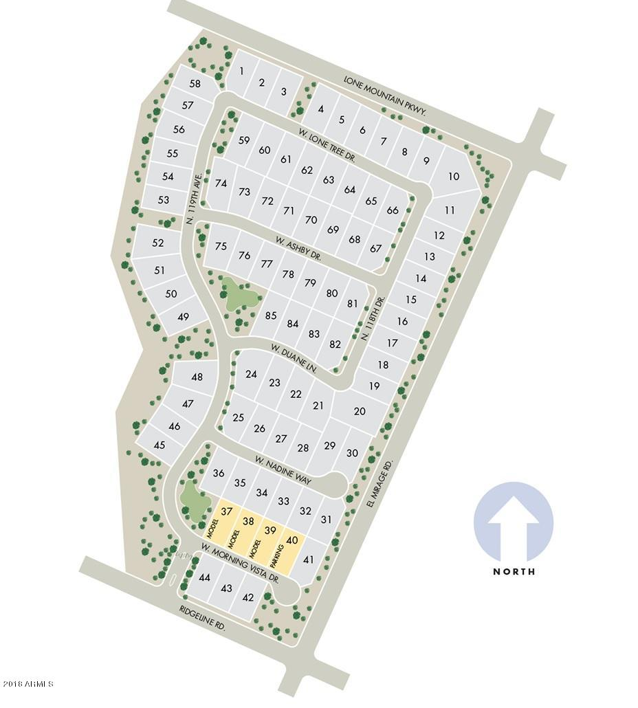 11864 W LONE TREE Trail Peoria, AZ 85383 - MLS #: 5851401