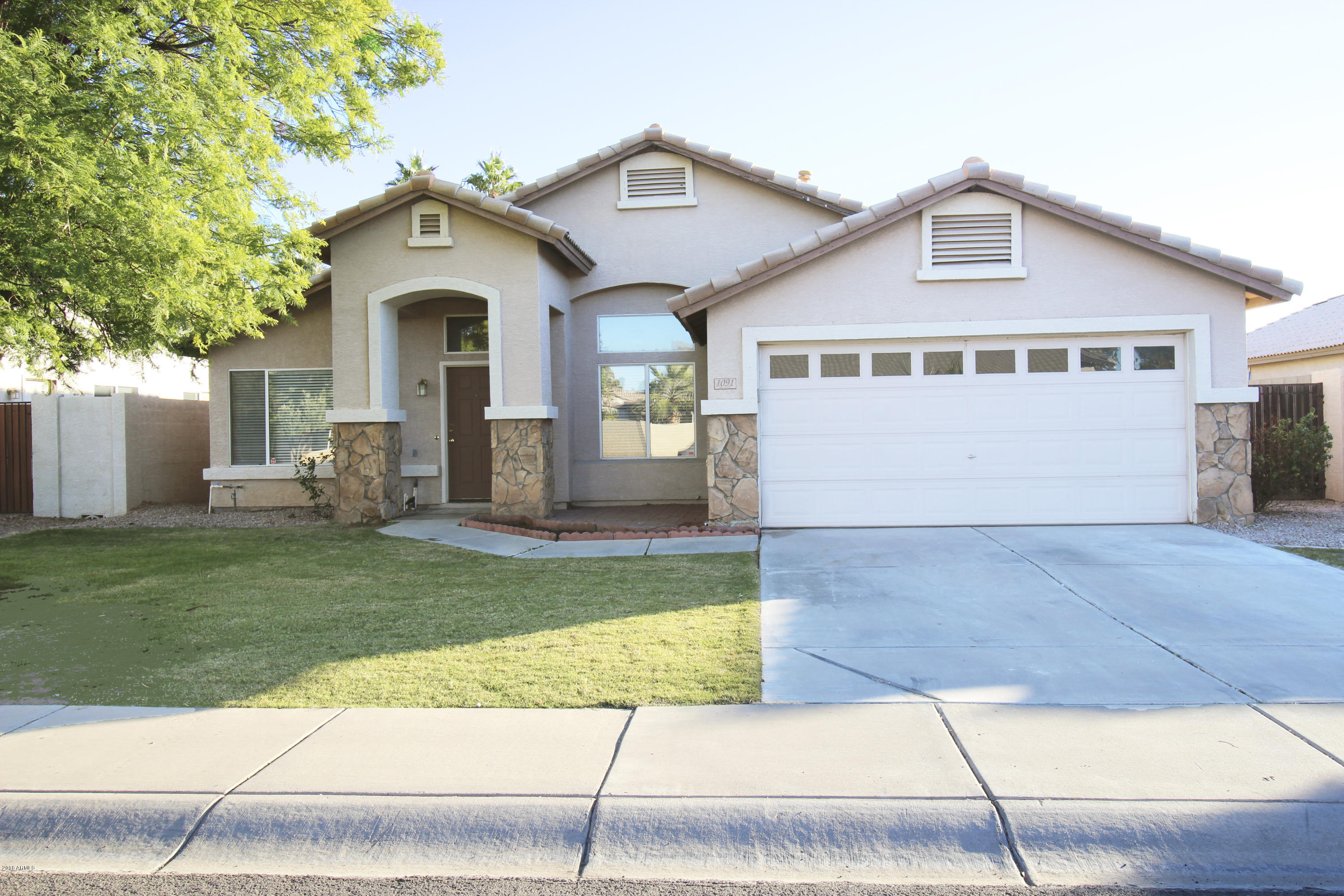 1091 E WASHINGTON Avenue Gilbert, AZ 85234 - MLS #: 5851475