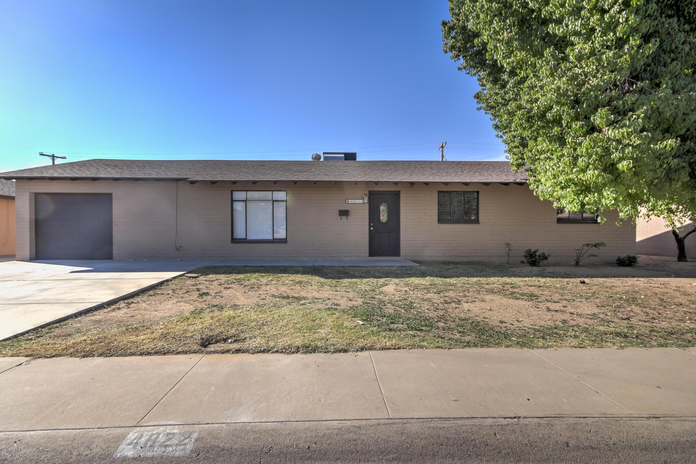 Photo of 4022 N 55TH Drive, Phoenix, AZ 85031
