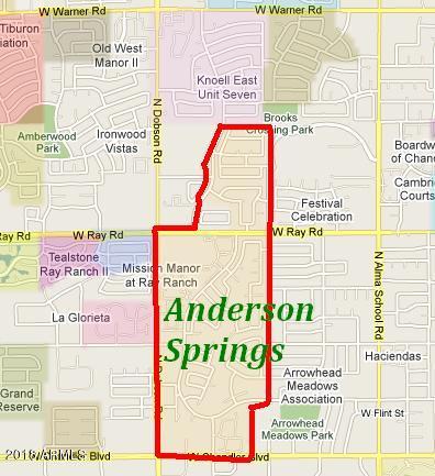 1825 W RAY Road Unit 1074 Chandler, AZ 85224 - MLS #: 5851781