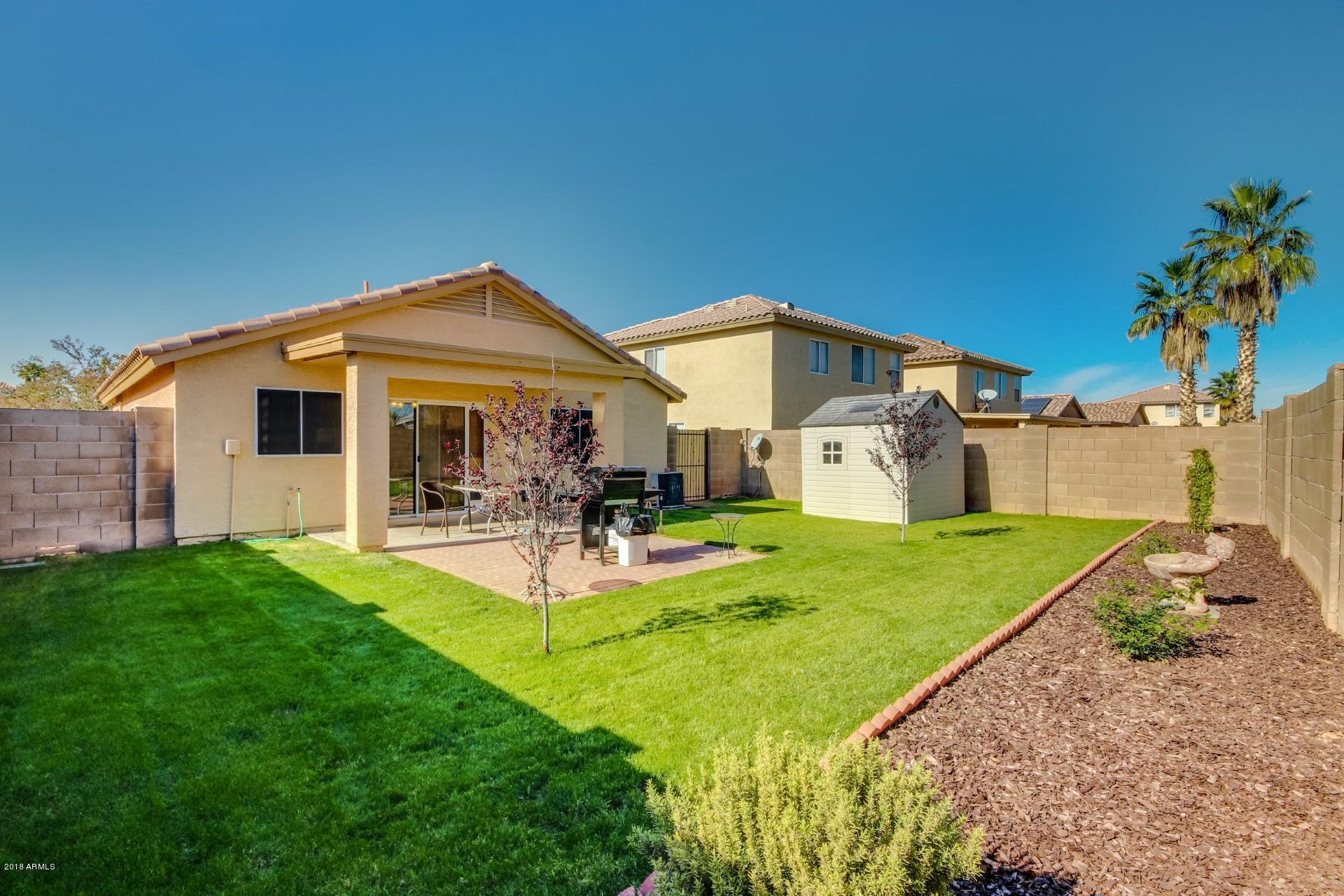 12417 N 121ST Avenue El Mirage, AZ 85335 - MLS #: 5852013