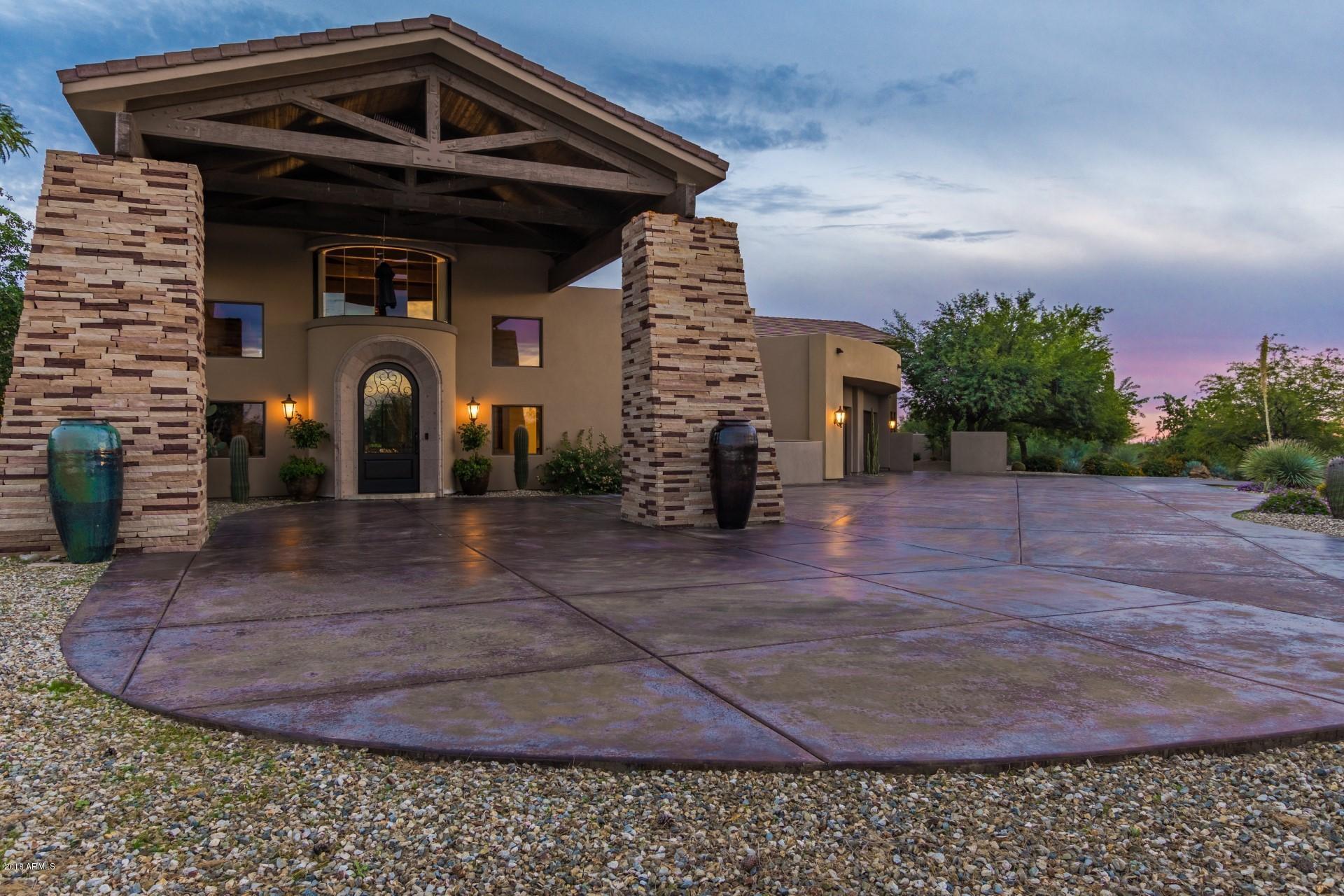 MLS 5851878 29501 N 76TH Street, Scottsdale, AZ 85266 Scottsdale Homes for Rent