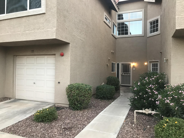Photo of 1633 E LAKESIDE Drive #77, Gilbert, AZ 85234