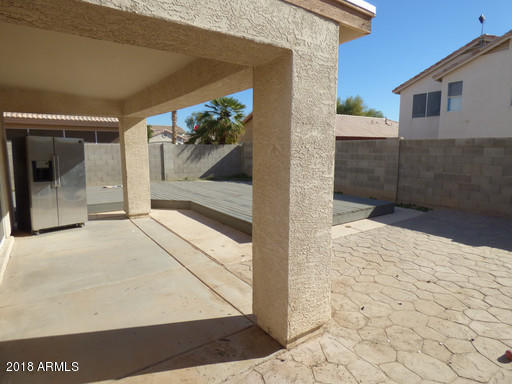15607 W HAMMOND Drive Goodyear, AZ 85338 - MLS #: 5851974