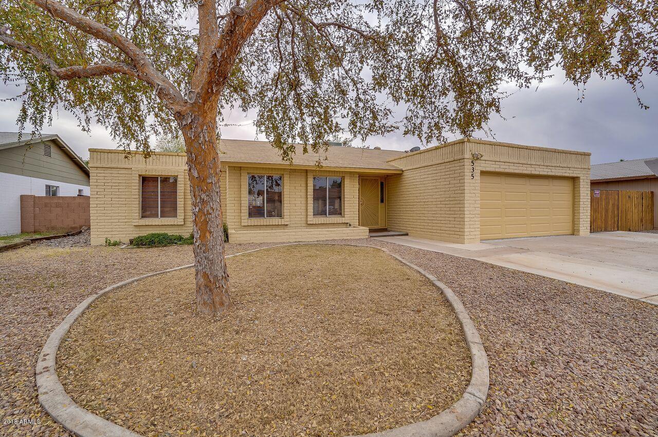 Photo of 535 W Pantera Avenue, Mesa, AZ 85210