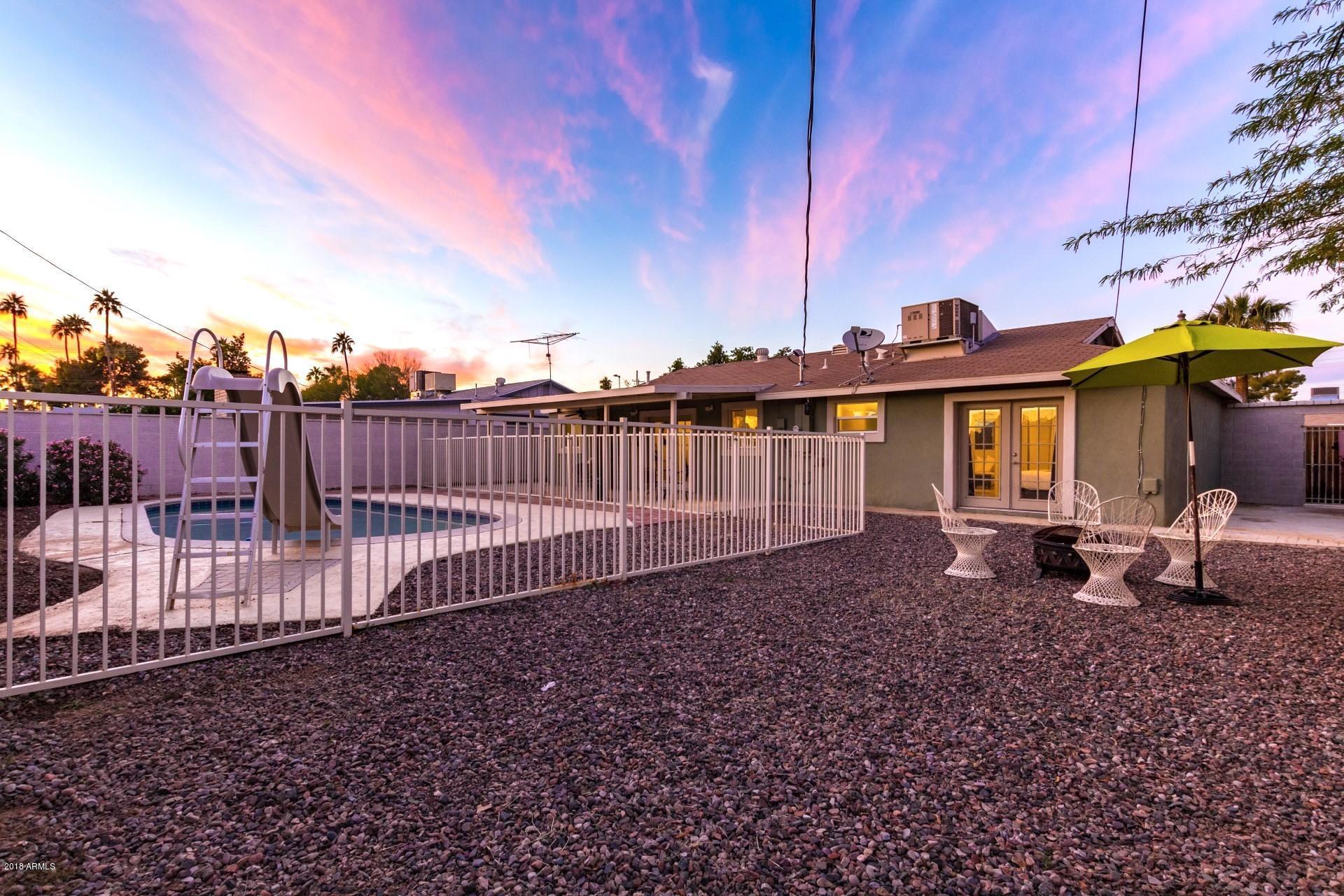 MLS 5848459 7309 E TAYLOR Street, Scottsdale, AZ Scottsdale AZ Private Pool