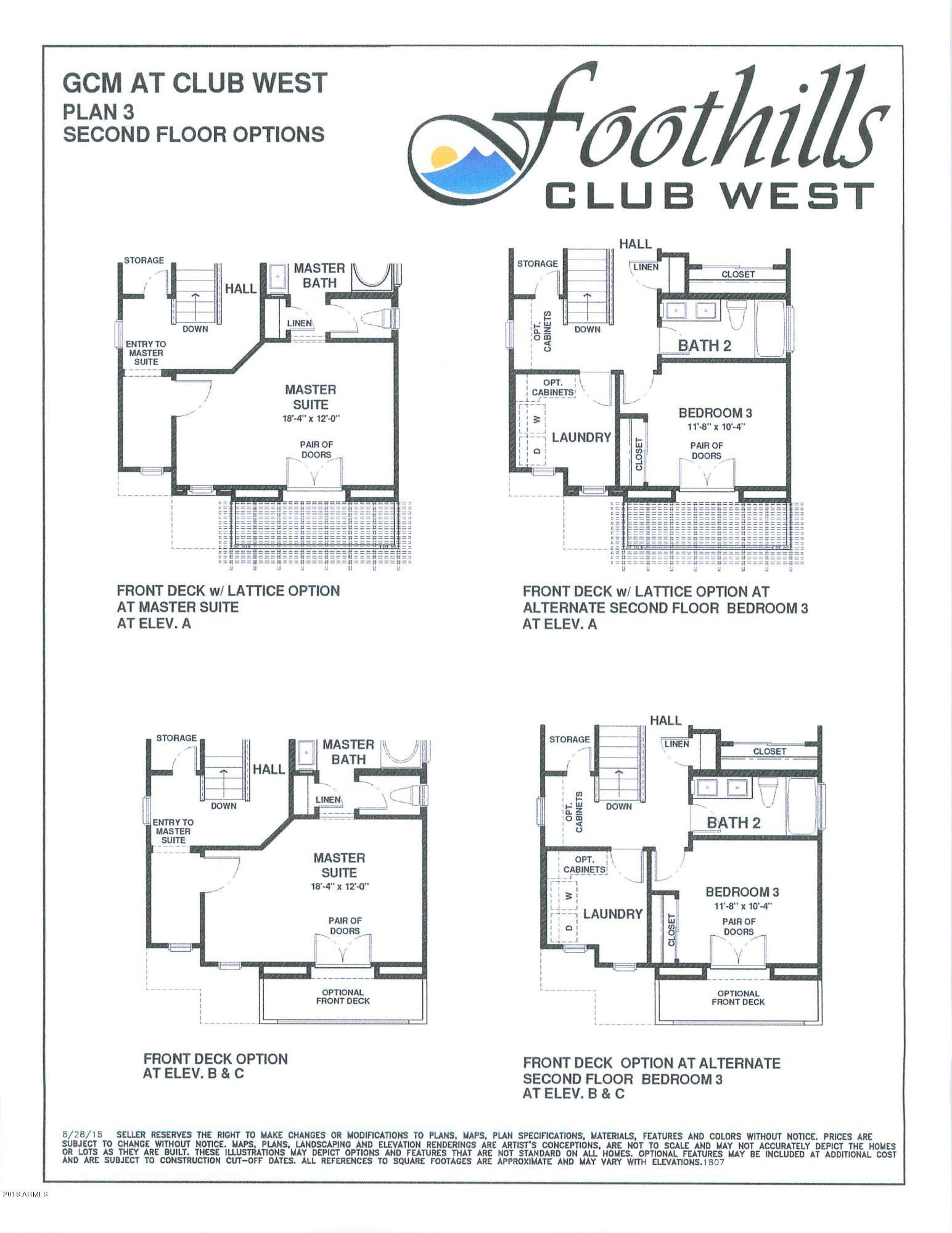 MLS 5852693 16926 S 16TH Lane, Phoenix, AZ 85045 Ahwatukee Community AZ Condo or Townhome