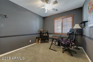 Fourth Bedroom -