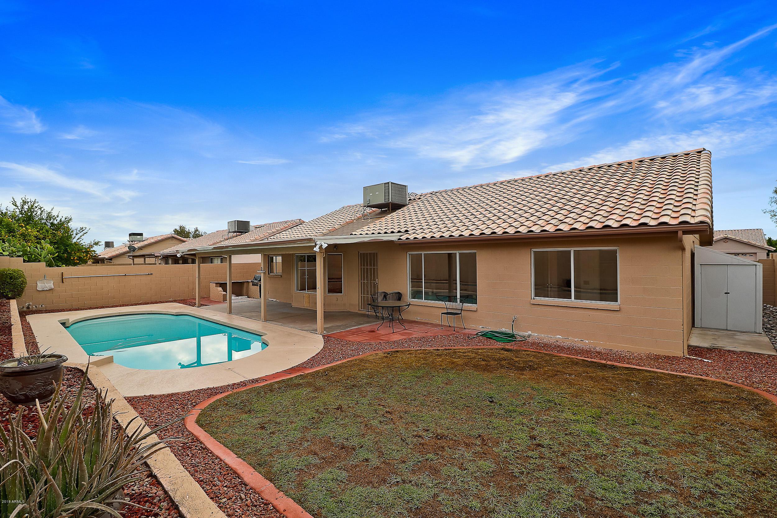 MLS 5852815 17411 N 85TH Drive, Peoria, AZ 85382 Peoria AZ Bell Park