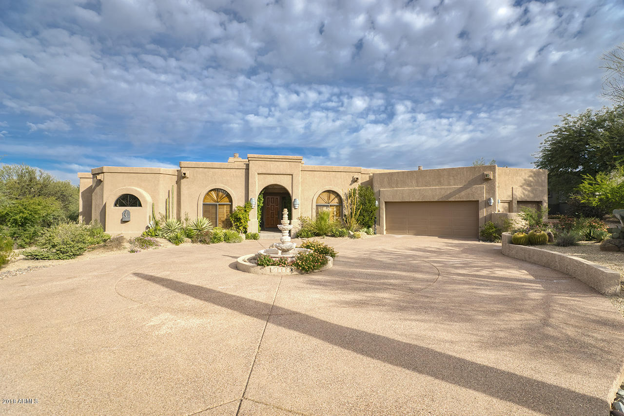 Photo of 1029 N BOULDER Drive, Carefree, AZ 85377
