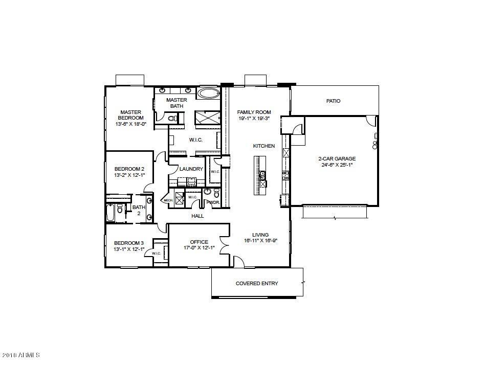 MLS 5853438 1831 E PALMAIRE Avenue, Phoenix, AZ 85020 Phoenix AZ Newly Built