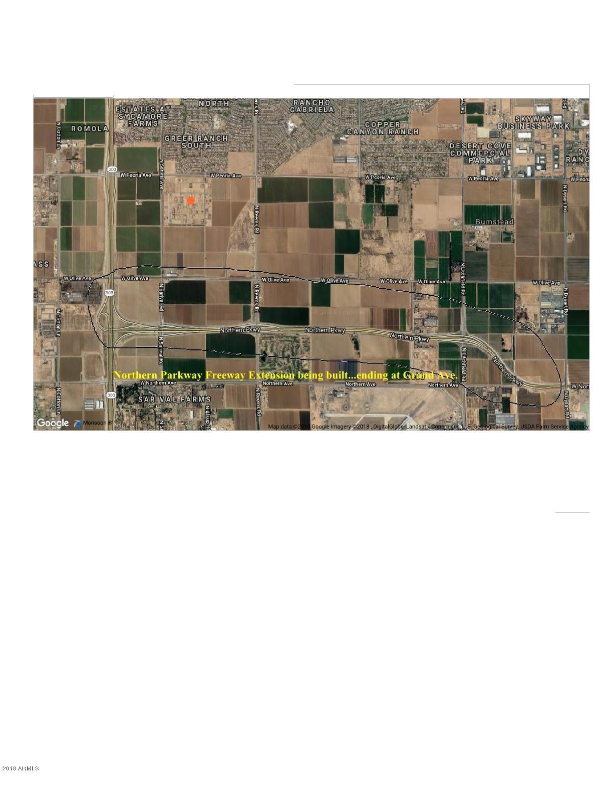 MLS 5844142 16116 W CINNABAR Court, Waddell, AZ 85355 Waddell
