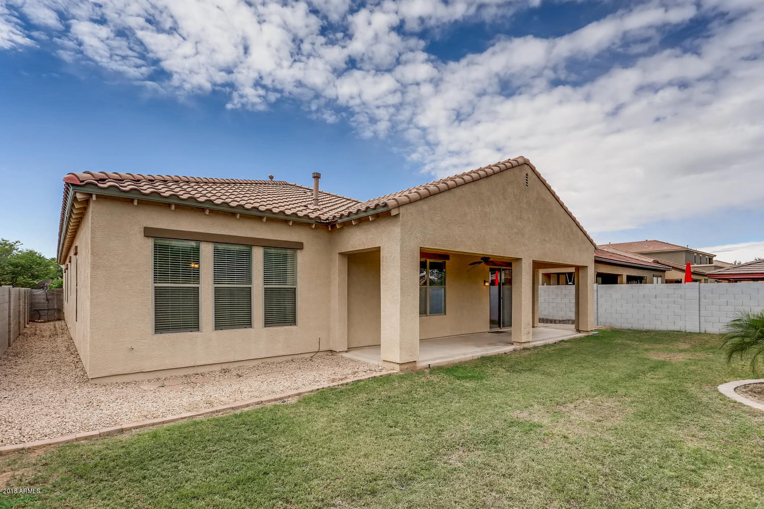 4299 N 153RD Lane Goodyear, AZ 85395 - MLS #: 5853344