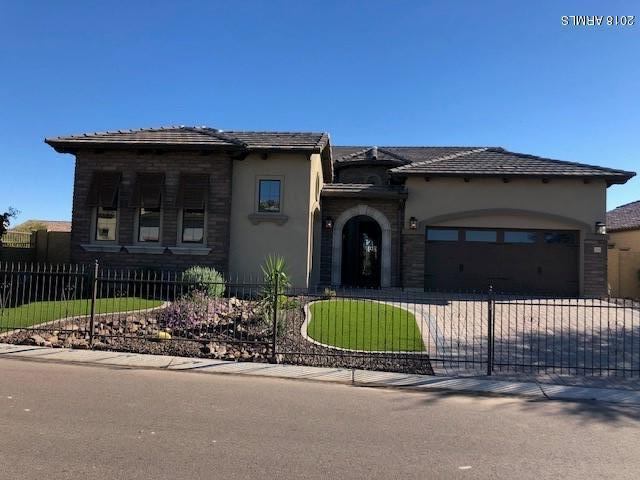 2233 N TROWBRIDGE Street Mesa, AZ 85207 - MLS #: 5853135