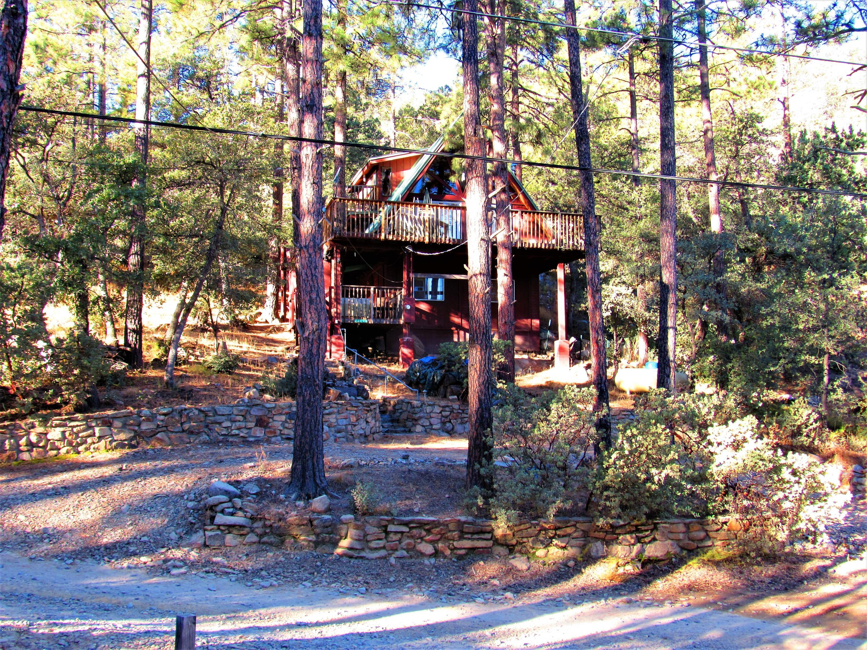 23422 S SUNNY SOUTH Road Crown King, AZ 86343 - MLS #: 5853920
