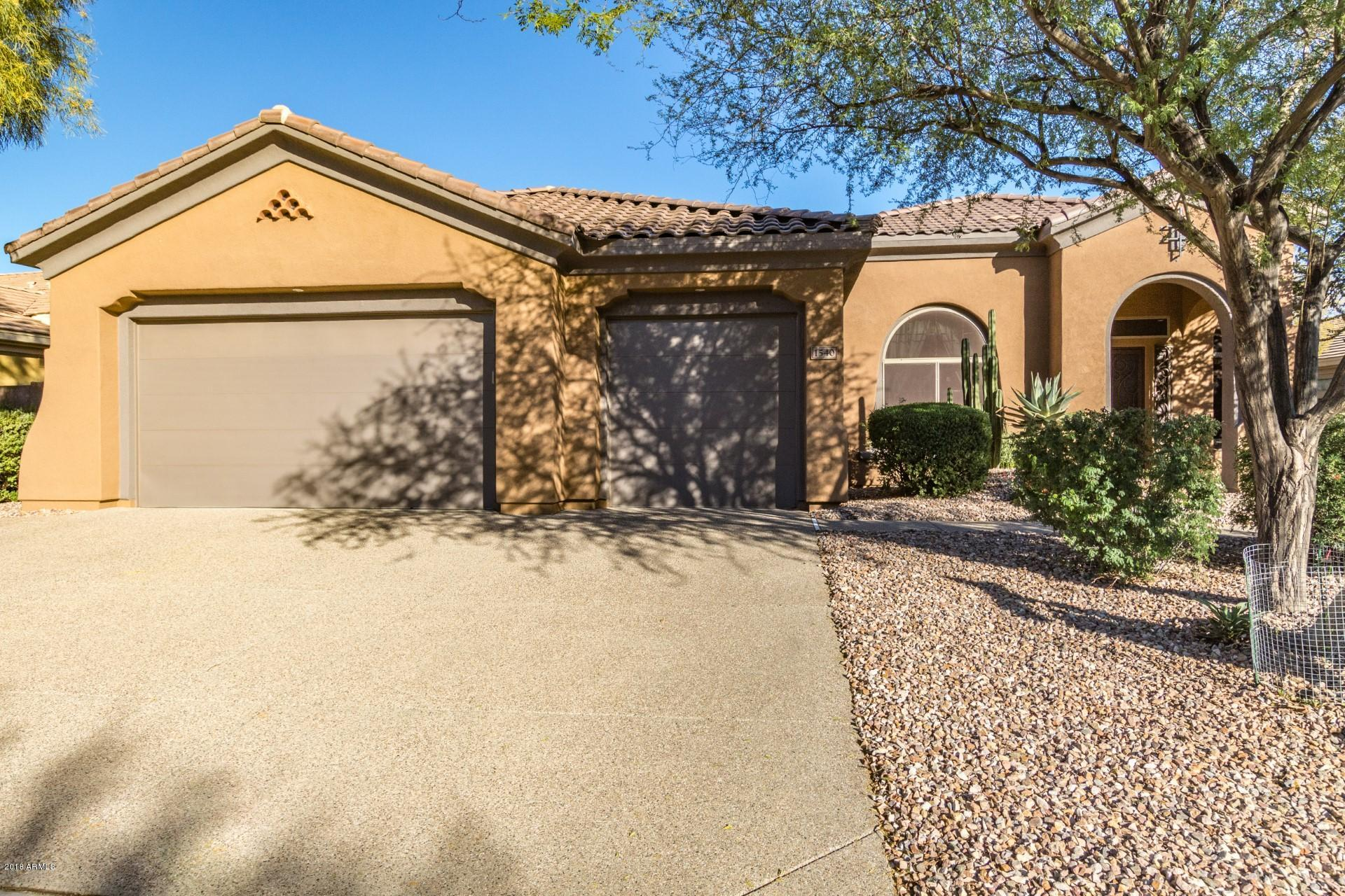 1540 W LAUREL GREENS Court, Anthem in Maricopa County, AZ 85086 Home for Sale