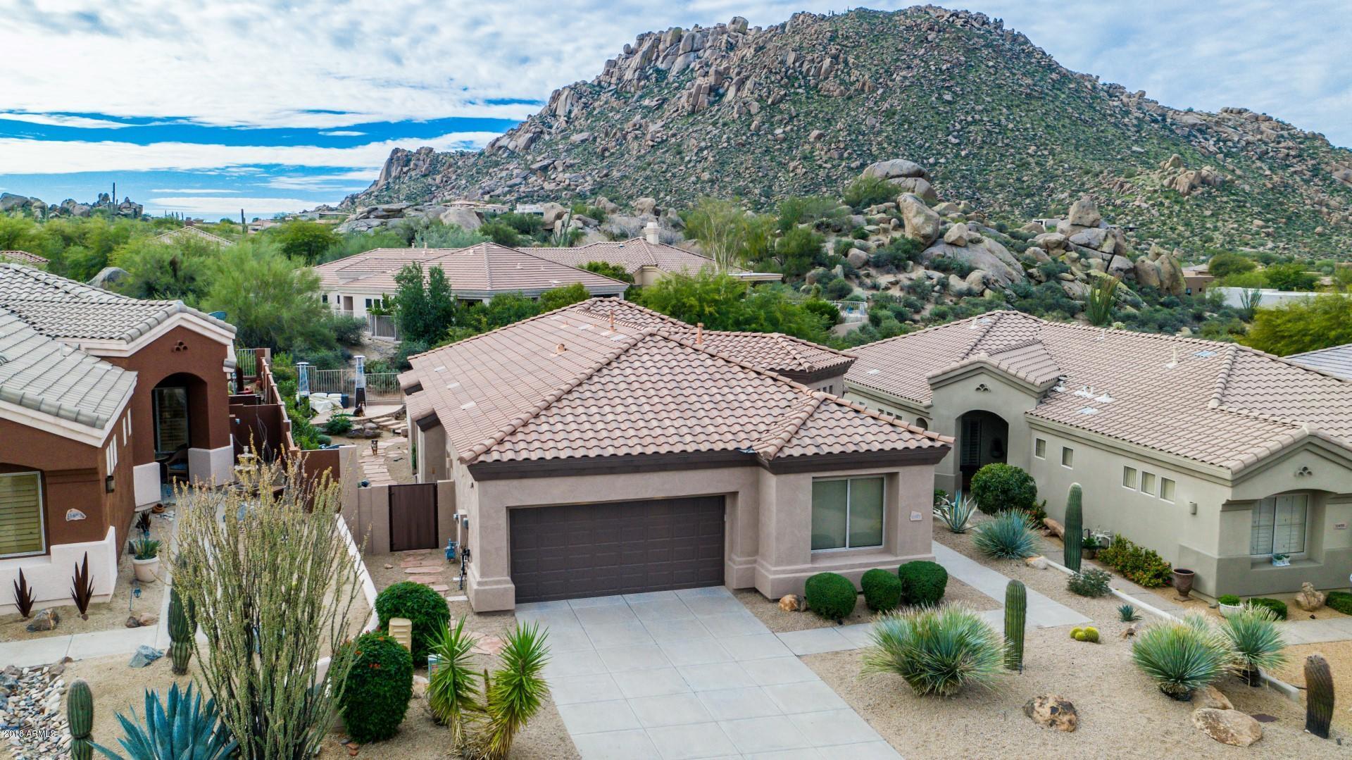 Photo of 11471 E QUARTZ ROCK Road, Scottsdale, AZ 85255