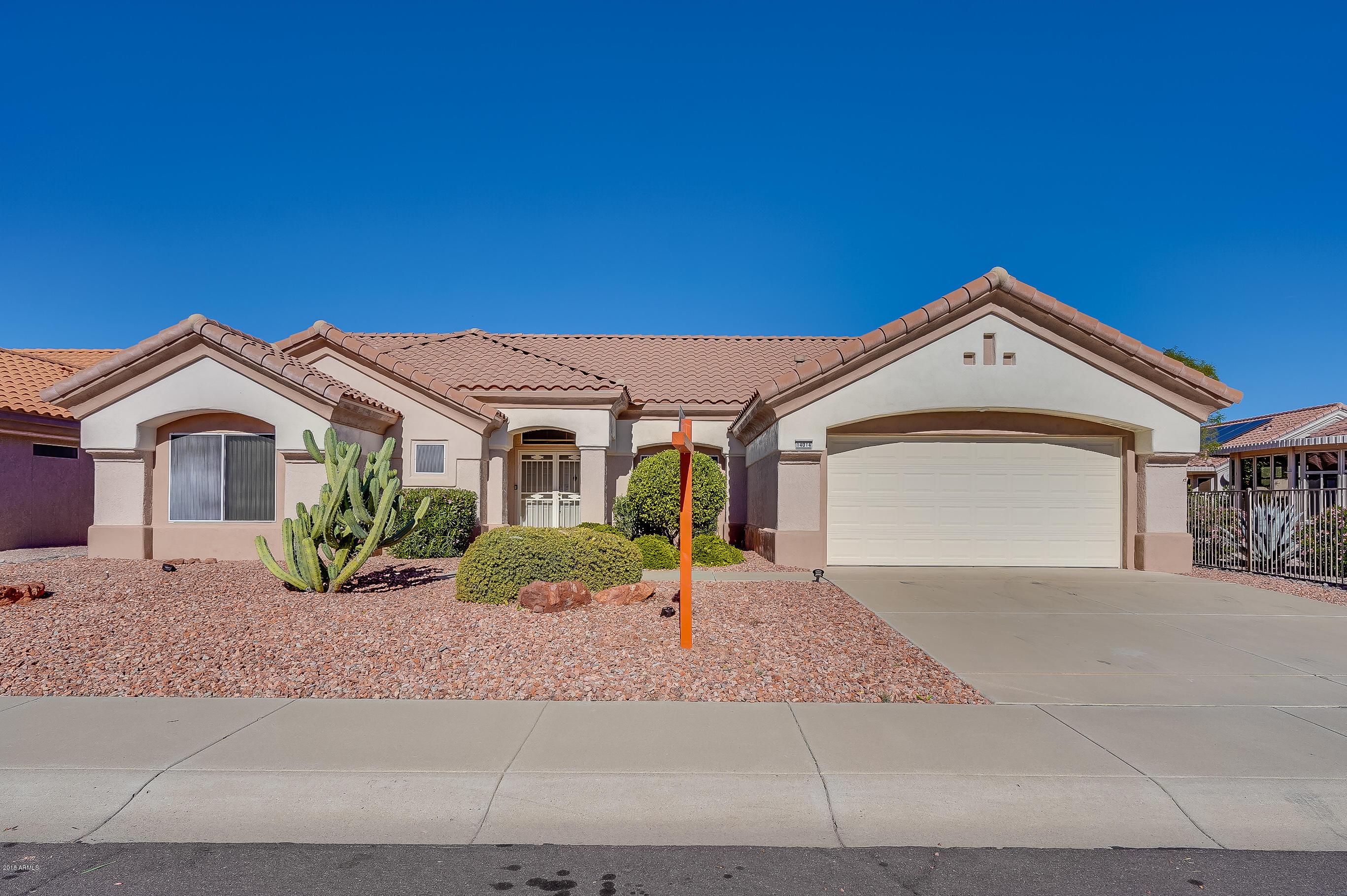 14014 W TERRITORIAL Lane Sun City West, AZ 85375 - MLS #: 5853850