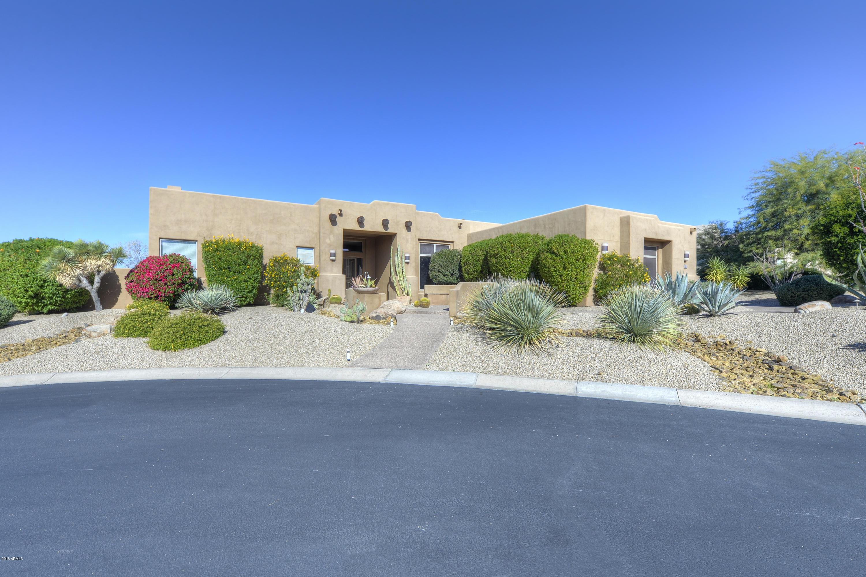 Photo of 9516 E MONUMENT Drive, Scottsdale, AZ 85262