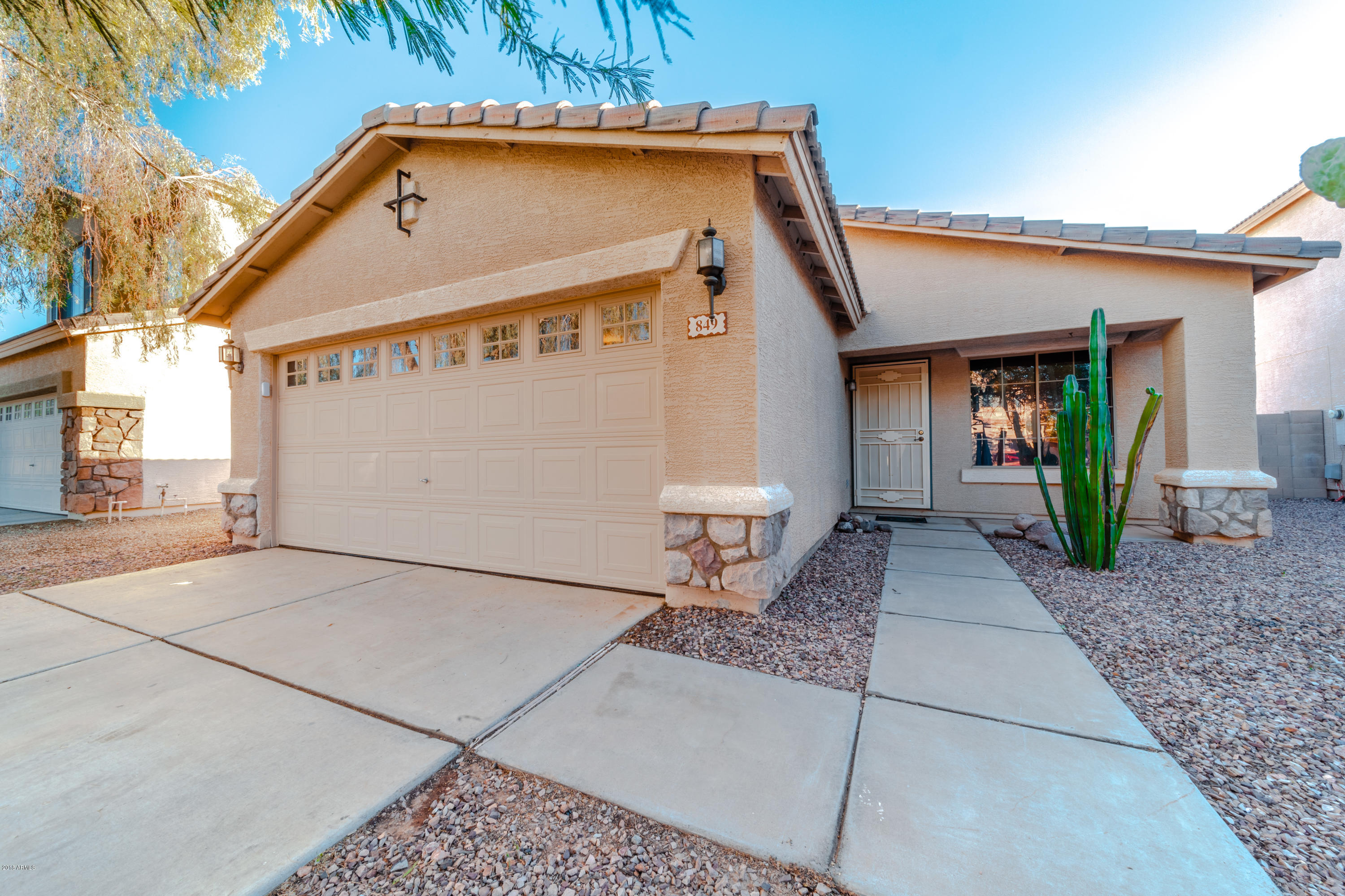Photo of 849 E POLLINO Street, San Tan Valley, AZ 85140