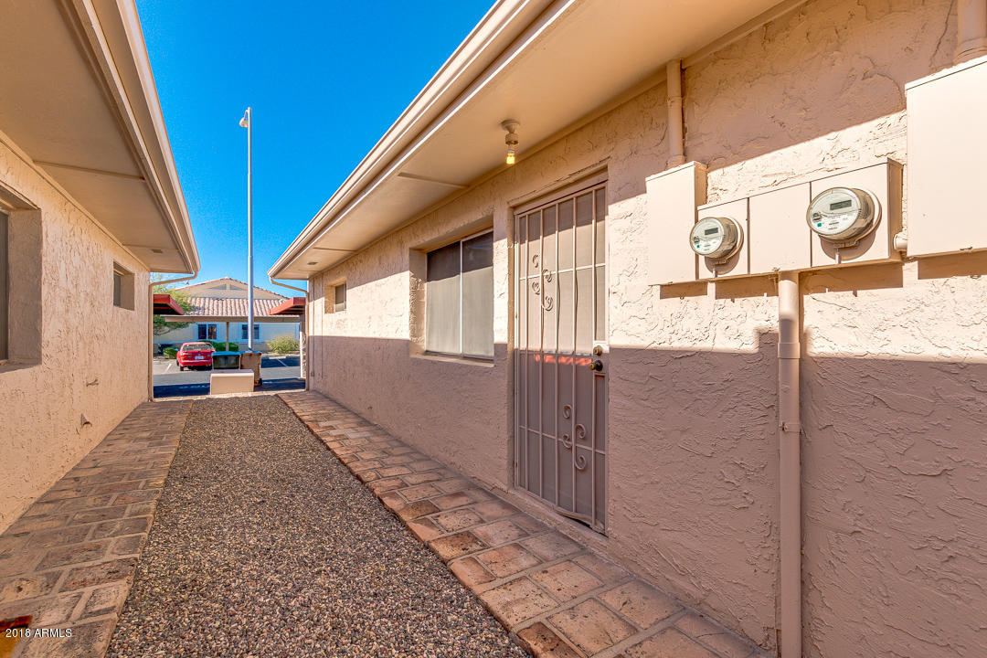 12820 N 113TH Avenue Unit 5 Youngtown, AZ 85363 - MLS #: 5853761