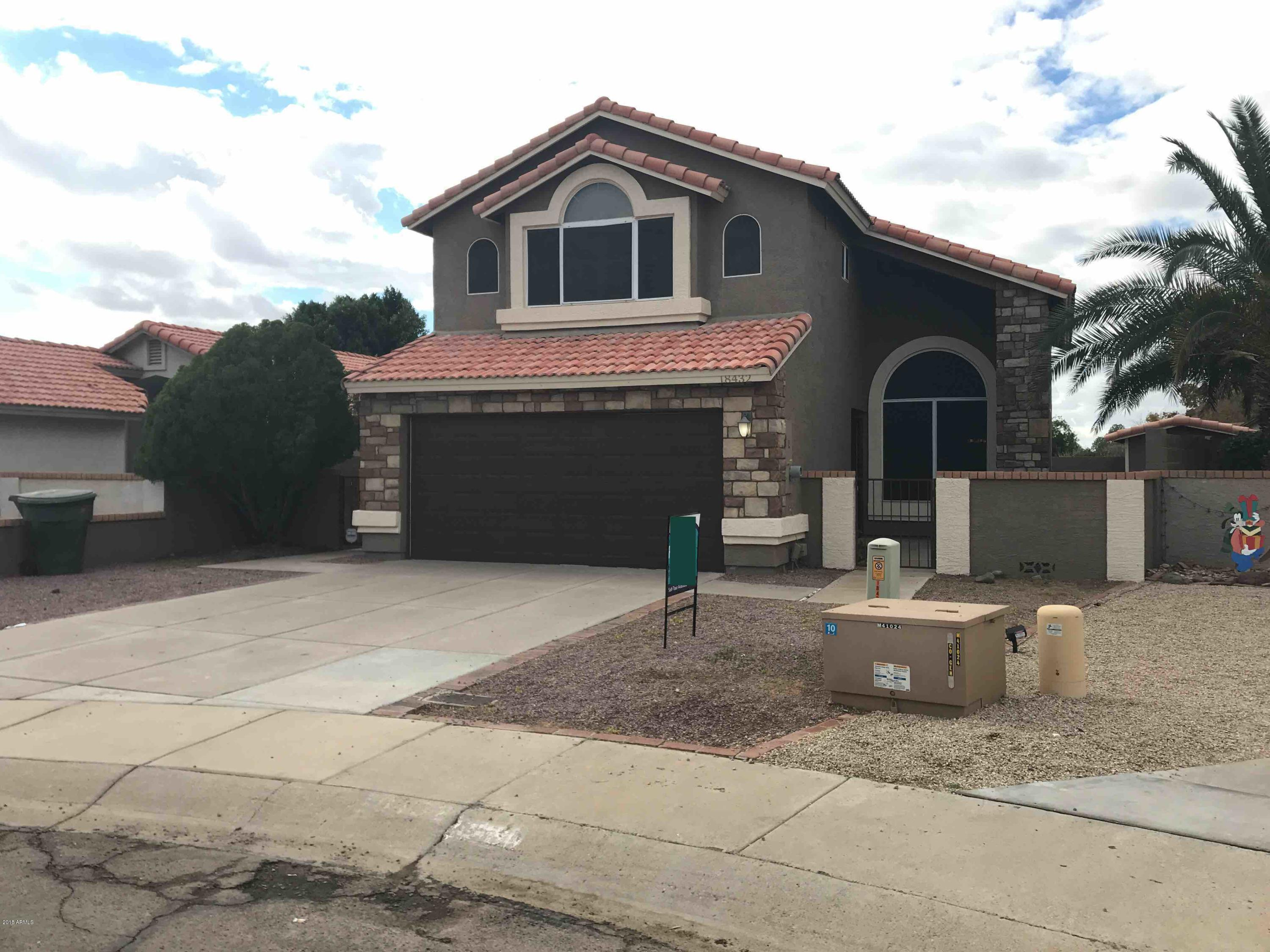 18432 N 36TH Lane Glendale, AZ 85308 - MLS #: 5853895