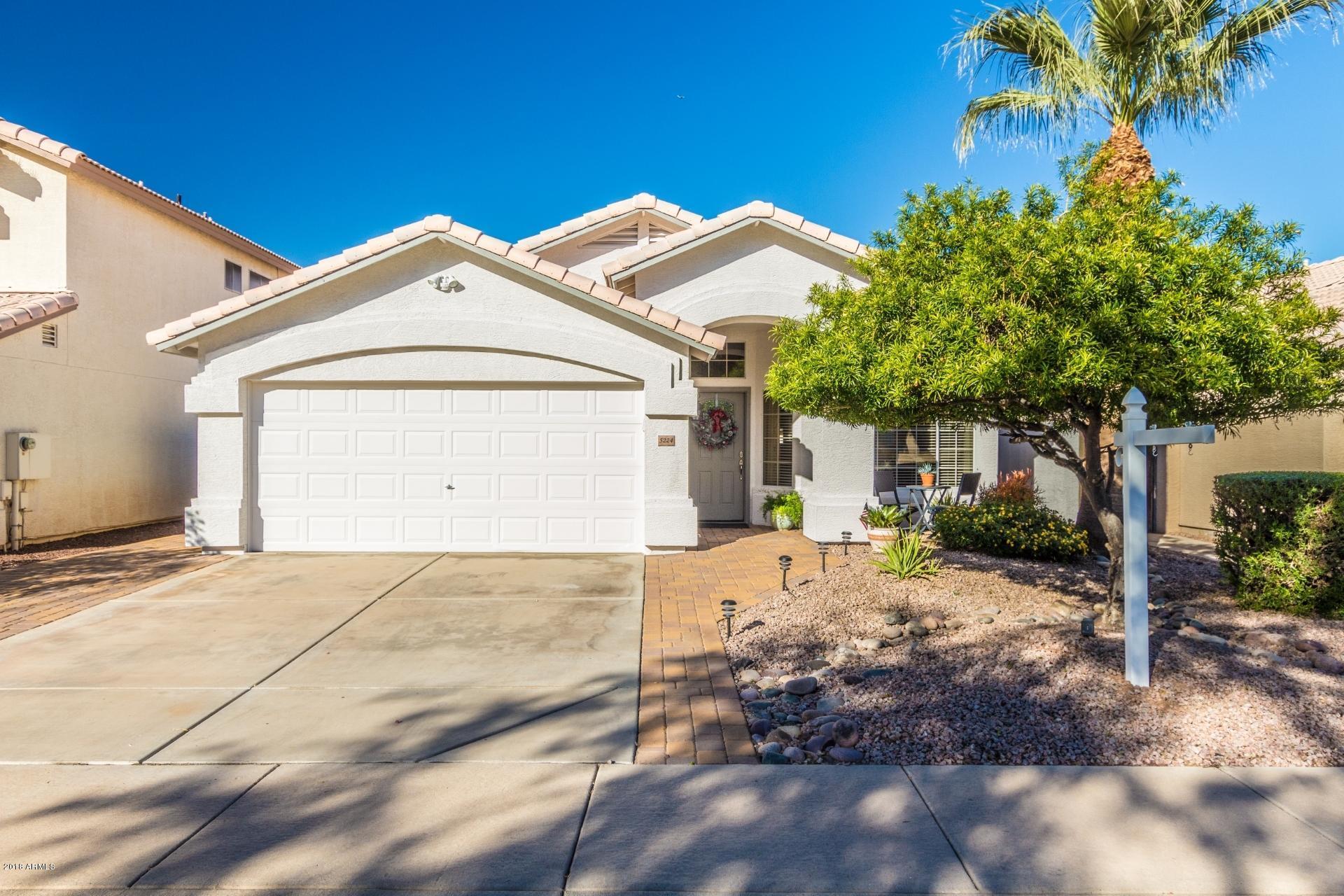5224 W MORGAN Drive Chandler, AZ 85226 - MLS #: 5853931