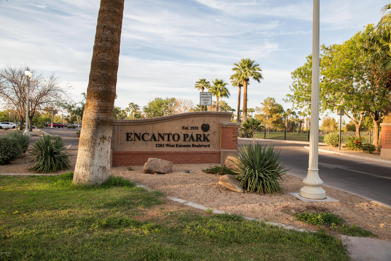 1805 N LAUREL Avenue Phoenix, AZ 85007 - MLS #: 5853947
