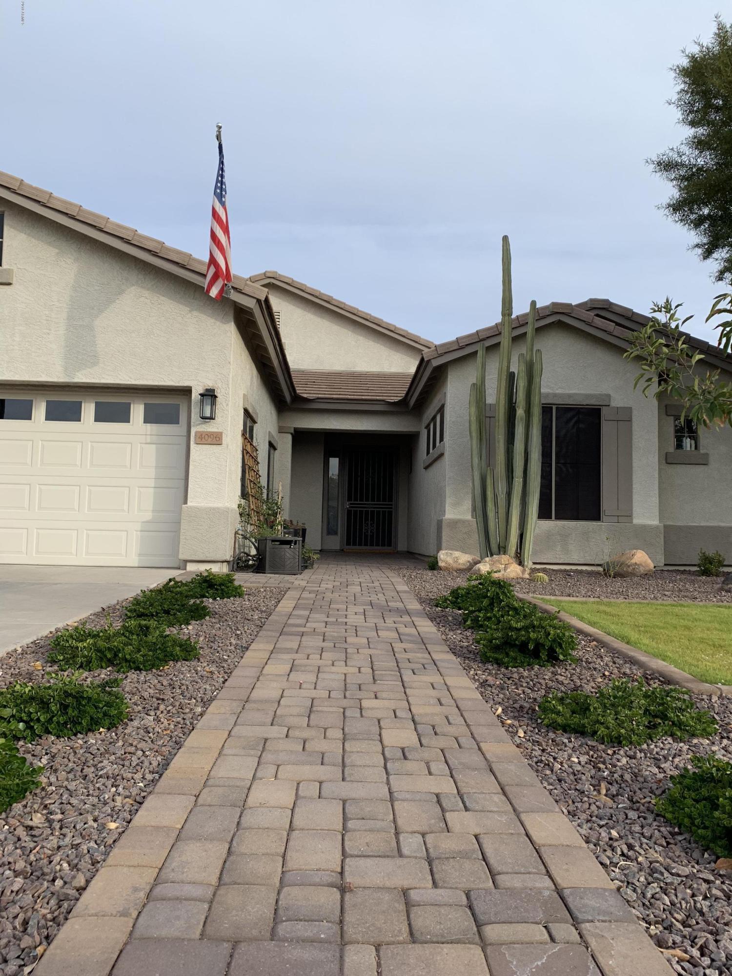 4096 E PATRICK Street Gilbert, AZ 85295 - MLS #: 5854162